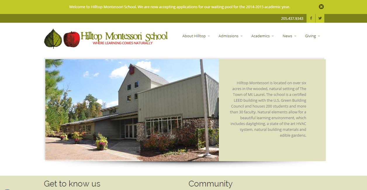 Hilltop Montessori School